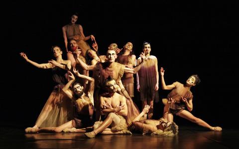 Äntligen ett portugisiskt danskompani på Dansens Hus