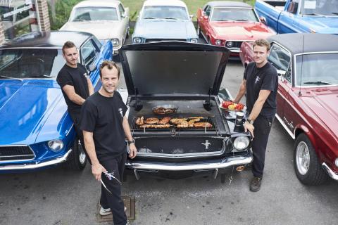 Ford Mustang klokke 2017 (9)