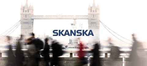 Skanska UK väljer Antura som leverantör av projektverktyg