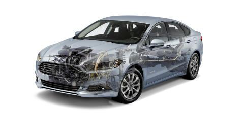 Ford Mondeo Hybrid Teknologi