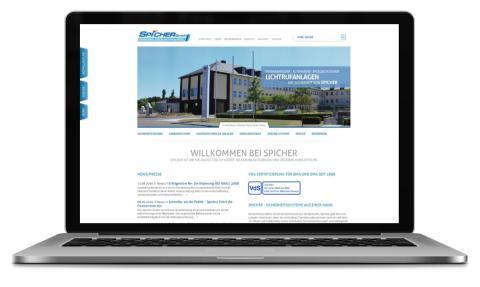 Spicher GmbH bestellt externen Datenschutzbeauftragten von jurcons