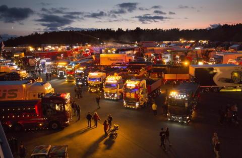 Trailer Trucking Festival, nytta förenas med nöje på Mantorp Park i årets tyngsta event!