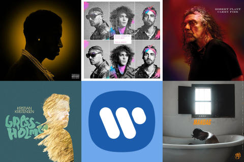Warner Music Friday - Ukas utgivelser og nyheter