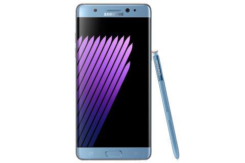 Samsung præsenterer den nye Galaxy Note7 - Større og bedre