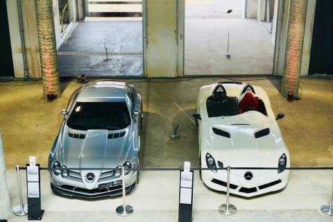 MOTORWORLD Köln-Rheinland eröffnet, V8 Hotel Köln@Motorworld  folgt  im vierten Quartal
