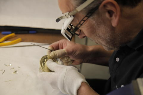 Nobelmedalj-tillverkaren tillbaka i helnorsk ägo