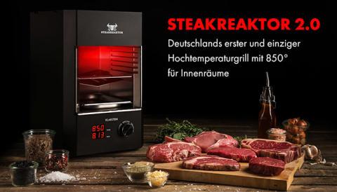 Der KLARSTEIN Steakreaktor 2.0