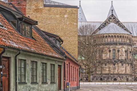 COLOURBOX Lund stadsbild