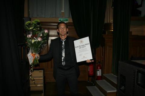 Branscherfaren hotelldirektör får omtalat pris - Årets Svenska Möten Vän 2011