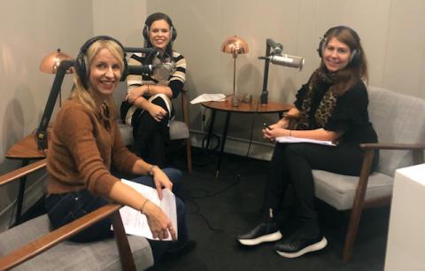 Åse Holmberg berättar i podden: Därför slutar jag på Tele2