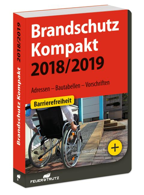 Brandschutz Kompakt 2018/2019 (3D/tif)