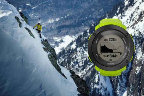 Suunto lanserar multisport/GPS-klockan Ambit3 Vertical