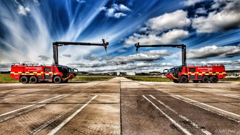 Falck to protect Scottish airports