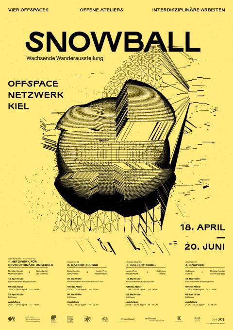 Plakat Snowball