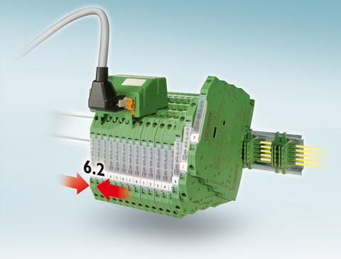 Mini MCR-SL-UI-LP-NC isolation amplifier