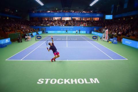 Sheraton auktionerar ut drömhelg för tennisälskare!