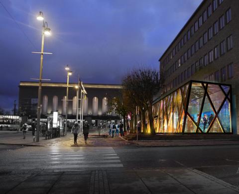 Biograf återuppstår på Götaplatsen