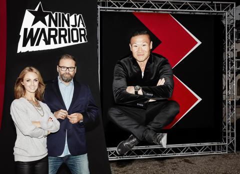 Ninja Warrior Sverige.