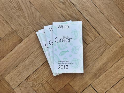 Sveriges mest hållbara matbutiker korade – här är vinnarna i White Guide Green 2018!
