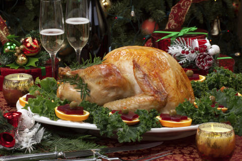 Don't serve up food poisoning this Christmas