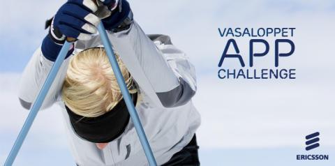Två veckor kvar av Vasaloppet App Challenge