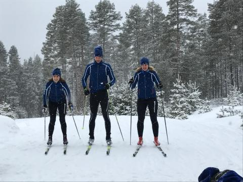 Bluewater sports team skis for plastic free oceans at  Sweden's 90k Vasaloppet, world's toughest cross country ski race