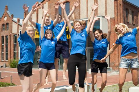 """Kick-off-Veranstaltung """"Studentisches Gesundheitsmanagement"""""""
