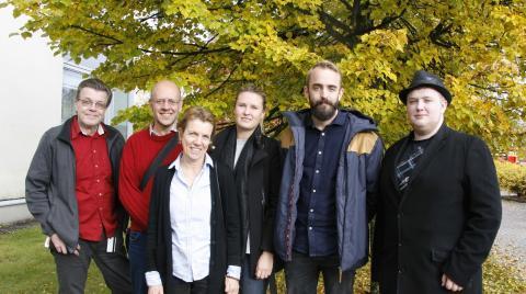 Högskolan Västs studenter arbetade med hållbarhetsfrågor i Polen