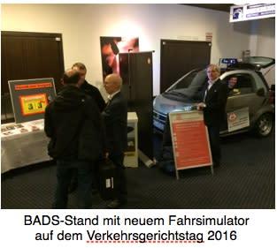 Rückenwind aus Goslar für BADS-Forderung