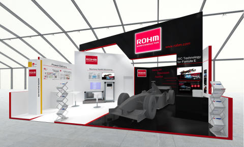 ROHM Exhibits at CeBIT 2017 for the First Time.