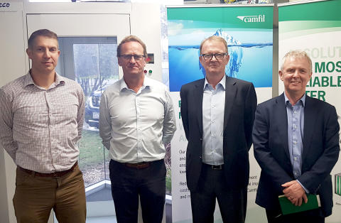 Camfil strengthens its position in the Australian market by acquiring Airepure, a leading national air filtration solutions provider