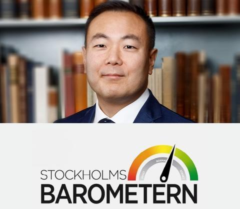 Livsmedelshandeln lyfter Stockholmsbarometern från tidigare bottennotering