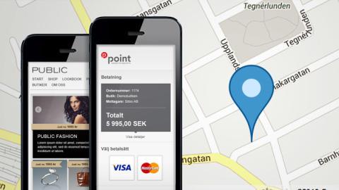 I samarbete med Point förenar Sitoo den fysiska och digitala handeln