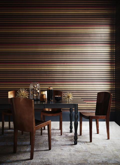 Cole & Son Marquee Stripes- tapettimallisto