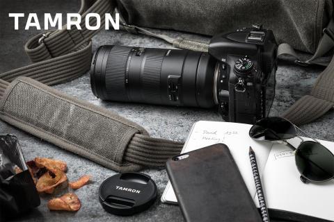 Snabb och kompakt 70-210mm f/4 från Tamron