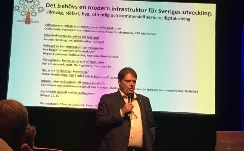 Mariestads kommun får ledande roll i Sveriges Industrikommuner