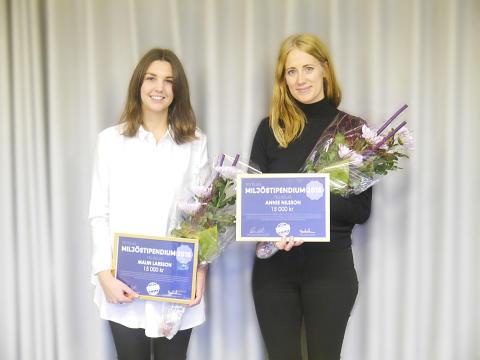 Process för behandling av stjälkfibrer belönas med årets miljöstipendium från Textilia