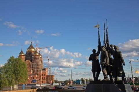 Projektering av pappersbruk i Arkhangelsk, Ryssland