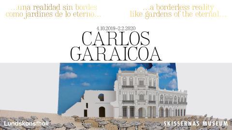 Pressvisning i två delar:  Lunds konsthall och Skissernas Museum presenterar Carlos Garaicoa