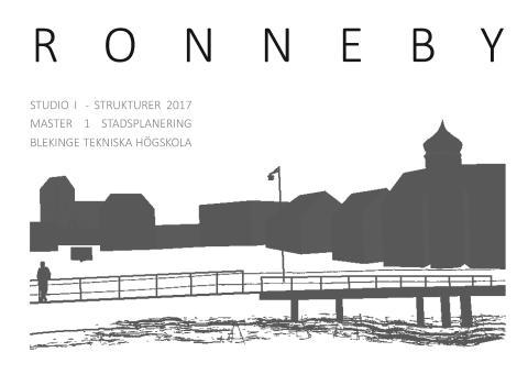 Vernissage om Ronnebys stadskärna