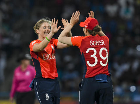 England Women Name Squads For India & Sri Lanka