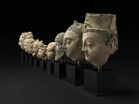 Gandhara Sculptures