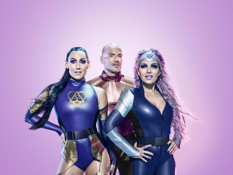 "Alcazar till Göteborg med ""20 years of disco - Mission completed!"""