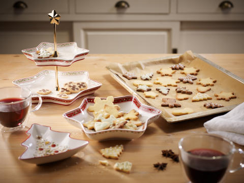 Winter Bakery 2016 – New articles and décors for the Christmas bakery