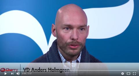 Intervju med VD Anders Holmgren (Q4 2016)
