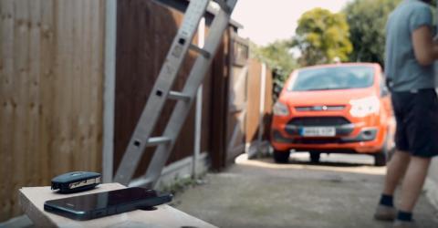 Teknologi i Ford Transit kan holde en menneskealder