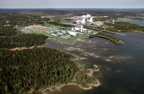 Kärnbränsleförvaret