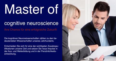 Master of cognitiv neuroscience