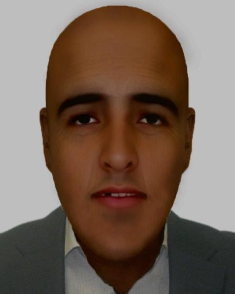 E-fit released in connection with fraud offences