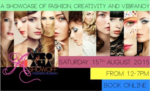 Fashion Runway AfroAsia Week